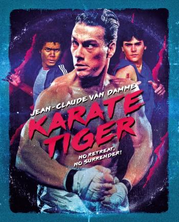 Karate Tiger - Uncut