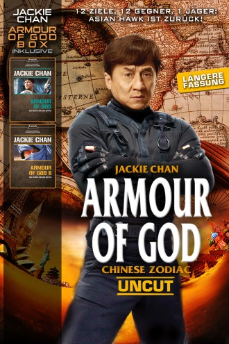 Jackie Chan - Armour of God Box