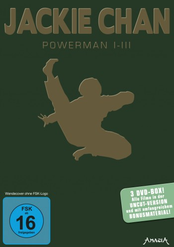 Jackie Chan - Powerman 1-3