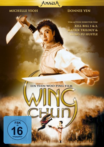 Flying Dragons - Wing Chun