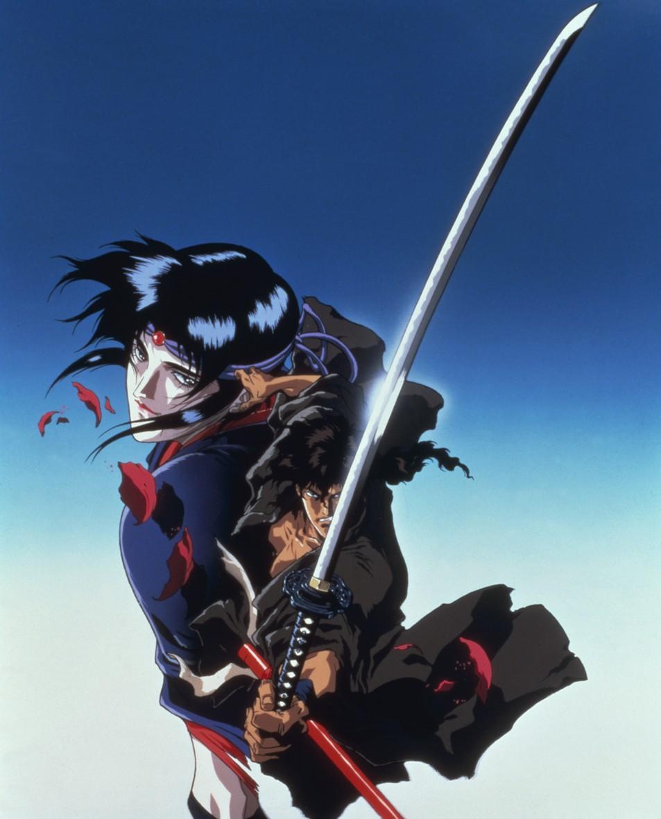Anime Box 2 Sword Of The Stranger Ninja Scroll 2007 Filminfo DVD
