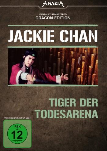 Tiger der Todesarena -Dragon Edition-