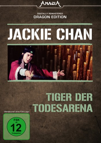 Tiger der Todesarena -Dragon Edition-