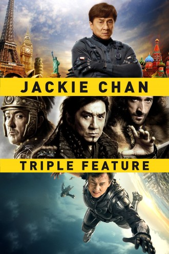 Jackie Chan Triple Feature