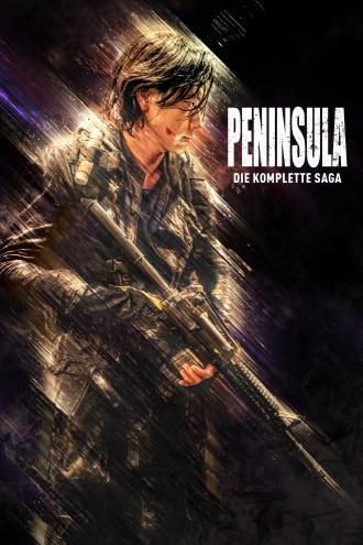 Peninsula - Die komplette Saga LTD. - Limited Special Edition