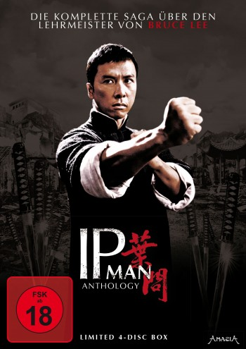 IP MAN Anthology - 4-Disc Edition