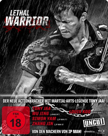 Lethal Warrior - Limited Blu-ray Steelbook
