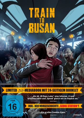 Train to Busan - Limited 2-Disc-Special Edition