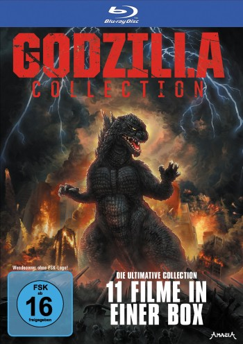 Godzilla Collection - Limited Blu-ray Softbox - LTD.