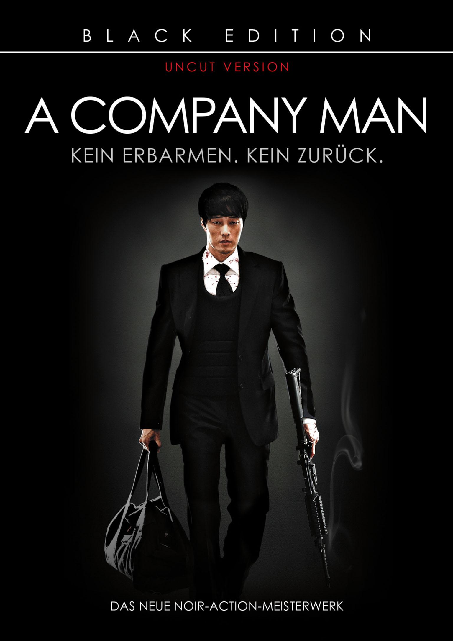 Titel A Company Man - Black  A Company Man